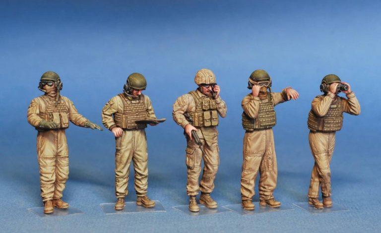37008 USMC TANK CREW