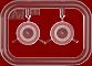Content box 35570 RAILROAD POWER POLES & LAMPS
