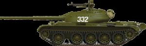 Side views 37012 T-54-2 SOWJETISCHEN MITTELTANK. Mod 1949