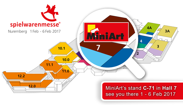 Spielwarenmesse International Toy Fair in Nuremberg 2017
