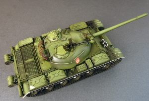 Photos 37019 T-54B EARLY PRODUCTION