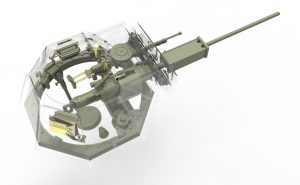 3D renders 35215 T-60 EARLY SERIES. SOVIET LIGHT TANK. INTERIOR KIT