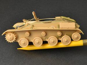 Build up 35215 T-60 早期 高尔基汽车工厂 带内构