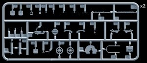 Content box 35255 ソビエトマシンガン&装備品セット