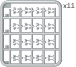 Content box 35215 T-60 早期 高尔基汽车工厂 带内构