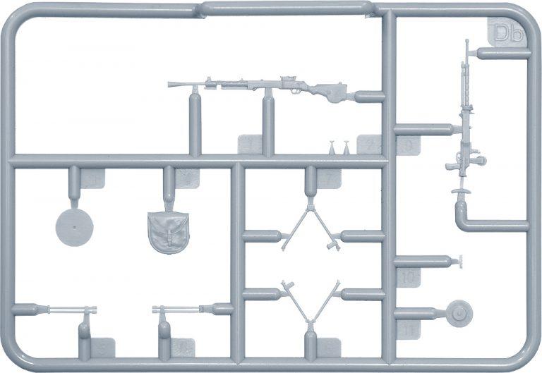 35255 ソビエトマシンガン&装備品セット