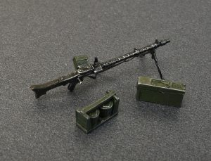 Photos 35250 GERMAN  MACHINEGUNS SET