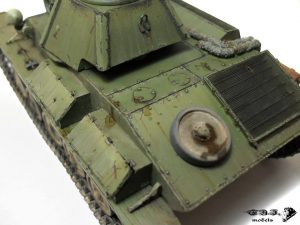 35113 T-70M SOVIET LIGHT TANK. SPECIAL EDITION