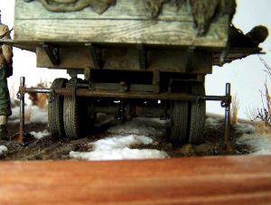 35127 GAZ-AAA CARGO TRUCK