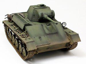 35194 T-70M SOVIET LIGHT TANK w/CREW