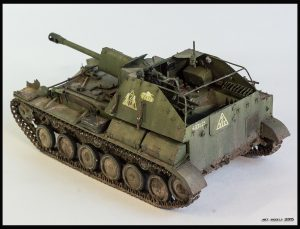 35143 SELF-PROPELLED GUN SU-76 w/CREW