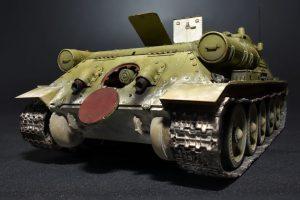 35187 SU-85 SOVIET SELF-PROPELLED GUN Alexander Kutovenko