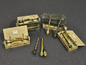 Photos 35253 PANZERFAUST 30/60 SET