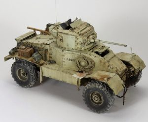 35152 AEC Mk.I ARMOURED CAR