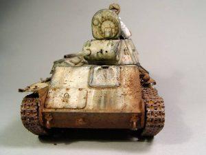 35026 GERMAN Pz. Kpfw. T-70 743(r)