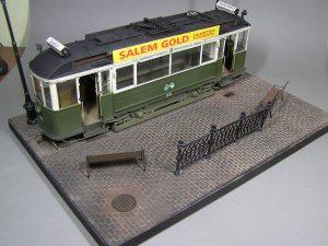 38003 GERMAN TRAM (TRIEBWAGEN 641)