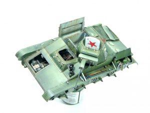 Build up 35224 T-60第37号工厂早期系列 含内构