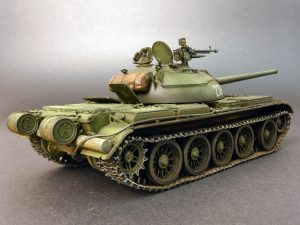 Photos 37015 T-54-3 SOVIET MEDIUM TANK. Mod. 1951