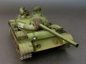 Photos 37015 T-54-3 SOVIET MEDIUM TANK. Mod 1951