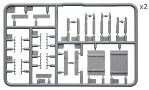 Content box 35231 苏联炮兵成员 特别版