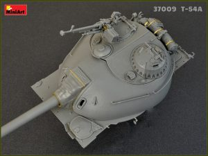 Photos 37009 T-54A INTERIOR KIT