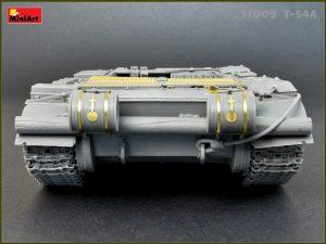 Photos 37009 T-54A с Интерьером