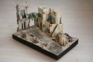 36056 MIDDLE EAST DIORAMA