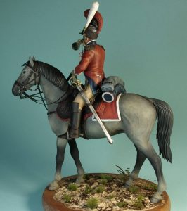 16035 TRUMPETER 2nd Westphalian Cuirassiers Regiment 1809 Napoleonic wars + Stanisław Jabłoński