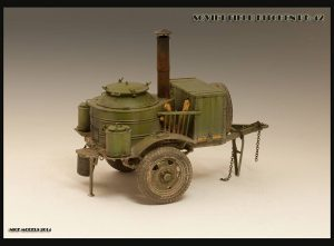 35061 SOVIET FIELD KITCHEN PK-42 + Roman Proshkin