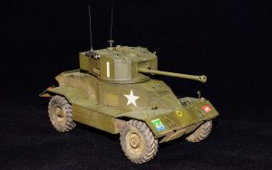 35159 AEC Mk.III ARMOURED CAR Andrey + Blinov