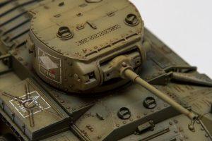 35123 VALENTINE Mk. VI CANADIAN – BUILT EARLY PROD. + Andrew Birkbeck