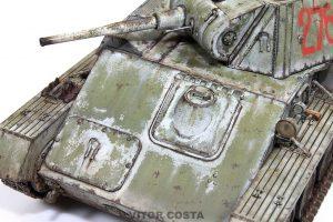 35194 T-70M SOVIET LIGHT TANK w/CREW. SPECIAL EDITION + Vitor costa