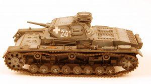 35166 Pz.Kpfw.III Ausf.С + Andrew Birkbeck