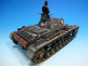 35162 Pz.Kpfw.III Ausf.B + Takahiro Sumitomo