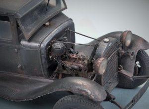GAZ-AA CARGO TRUCK 1.5t TRUCK +  Aleksey Yashin
