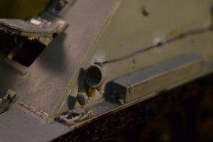 35175 SU-122 Initial Production. Interior Kit +  Andras Donaszi
