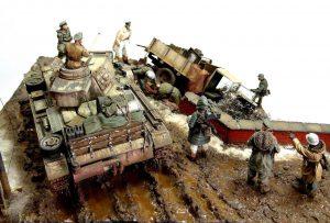 35134 GAZ-MM Mod. 1943 CARGO TRUCK + 35541a TELEGRAPH POLES +Mirosław Serba
