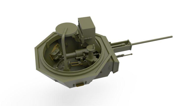 35219 T-60. Plant № 264. Bausatz mit Innenausstattung