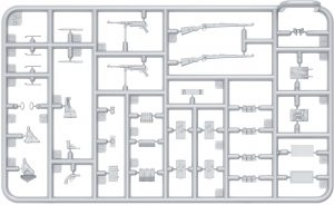 Content box 35247 GERMAN INFANTRY WEAPONS & EQUIPMENT