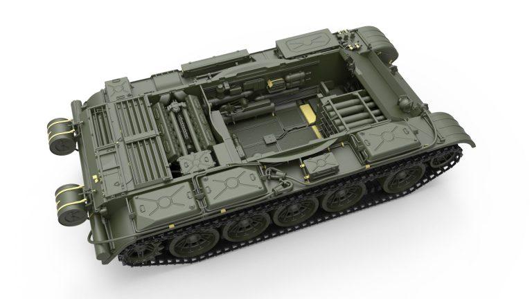 37009 T-54A INTERIOR KIT
