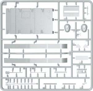 Content box 35219 T-60. Plant № 264. INTERIOR KIT