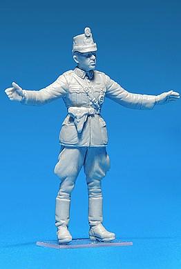 38015 ドイツ民間人フィギュア5体入(1930-40年代)