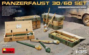 miniart-panzerfaust-30-60-set