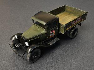 Build up 38013 SOVIET 1,5 TON CARGO TRUCK