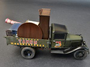 Photos 38013 SOVIET 1,5 TON CARGO TRUCK