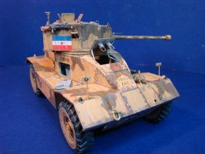 35155 AEC Mk.II ARMOURED CAR + William Herd