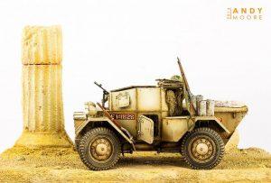 35074 DINGO Mk.II SCOUT CAR + AndyRM101