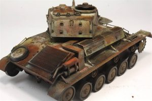 35243 T-80 SOVIET LIGHT TANK w/CREW. SPECIAL EDITION + Rodolphe Morieux