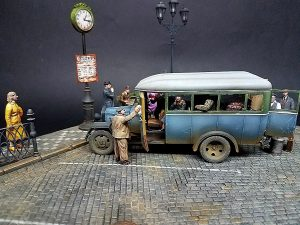 35005 BUILDING ACCESSORIES + 35042 WORLD WAR II DRIVERS + 35086 GERMAN CIVILIANS + 35530 STREET ACCESSORIES + 35550 WOODEN BARRELS & VILLAGE UTENSILS + 35560 STREET LAMPS & CLOCKS + 36041 COBBLESTONE STREET SECTION + 38004 FRENCH CIVILIANS '30s-'40s + 38005 PASSENGER BUS GAZ-03-30 + 38006 GERMAN SITTING CIVILIANS '30s-'40s + 38007 TRAM CREW w/PASSENGERS + Ruslan Slusarenko