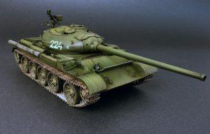 37014 T-54-1 SOVIET MEDIUM TANK Mod.1947 + Dmytro Kolesnyk